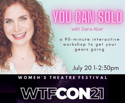 Dana to host You Can Solo workshop at WTFCon