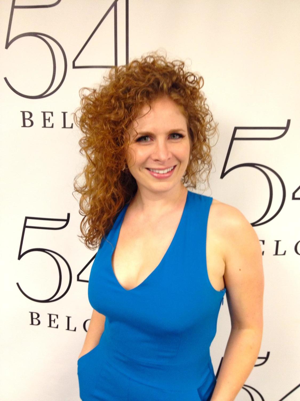 Dana at Below 54 NYU GMTWP Showcase