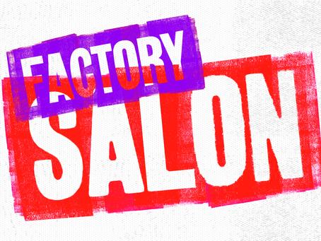 Dana sharing new song collaboration at the Factory Salon