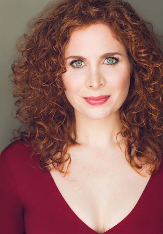 Dana Aber Drama TV headshot