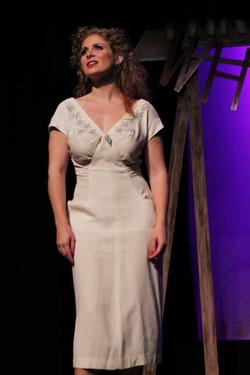 Miss Sandra in All Shook Up, 2013