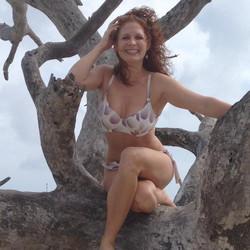 Dana in Costa Maya