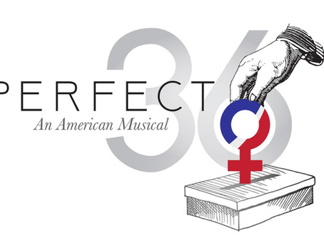 Dana joins new Suffragette musical by Mel Marvin & Laura Harrington