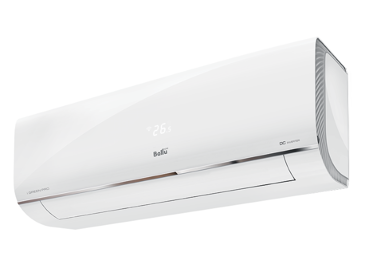 Инверторная сплит-система Ballu BSAGI-12HN1 серии iGreen Pro DC Inverter