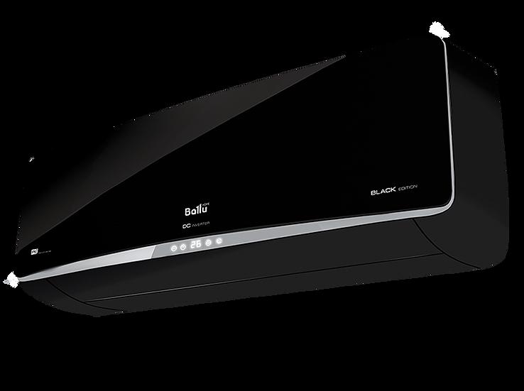 Инверторная сплит-система Ballu BSPI-10HN1/Black серии Platinum DC Inverter
