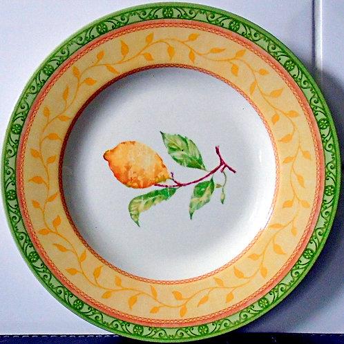 Queens Covent Garden Market Tea Side Plate