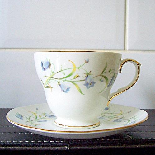 Duchess Harebell Cup & Saucer