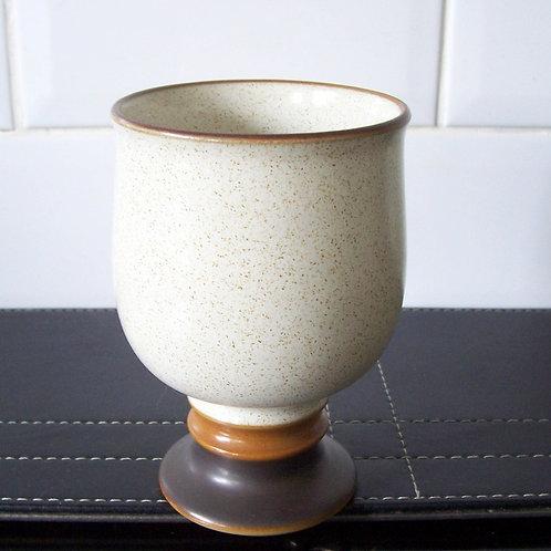 Denby Potters Wheel Large Goblet