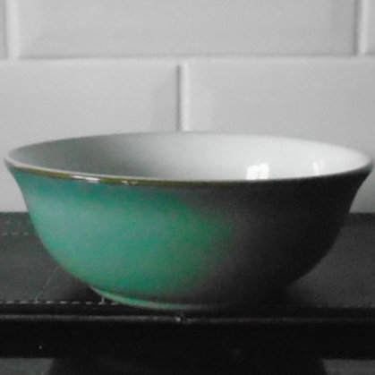Denby Regency Green Bowl