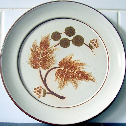 Denby Cotswold Salad Dessert Plate