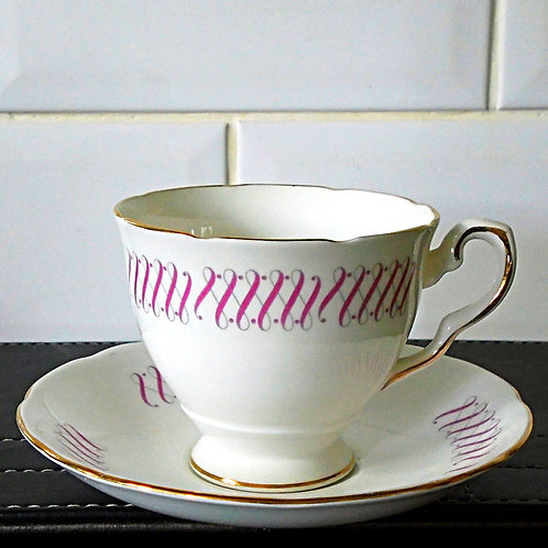 Royal Stafford Lyric Cup & Saucer