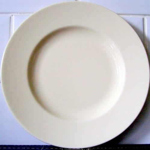 Wedgwood Queensware Plain Ivory Salad Dessert Plate