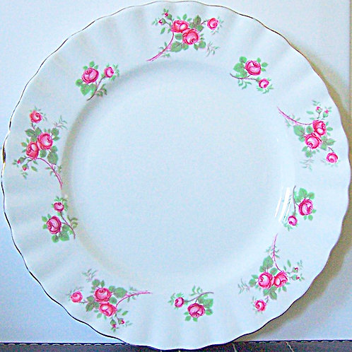 Richmond Rose Time Dinner Plate