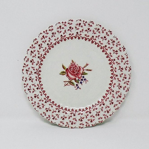 Johnson Brothers Rose Garland Tea / Side Plate