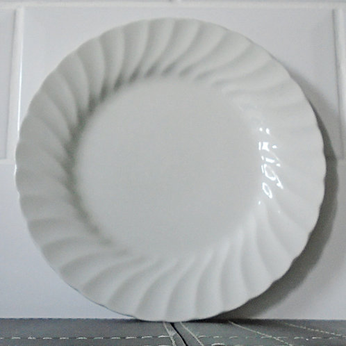 Johnson Brothers Regency White Tea Plate