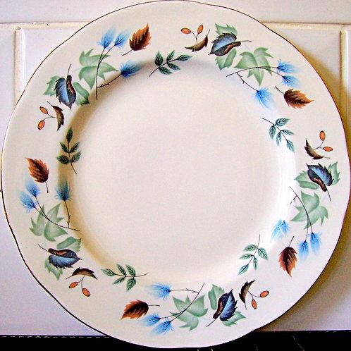 Colclough Linden Salad Dessert Plate