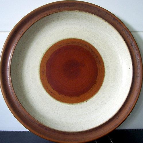 Denby Potters Wheel Dinner Plate