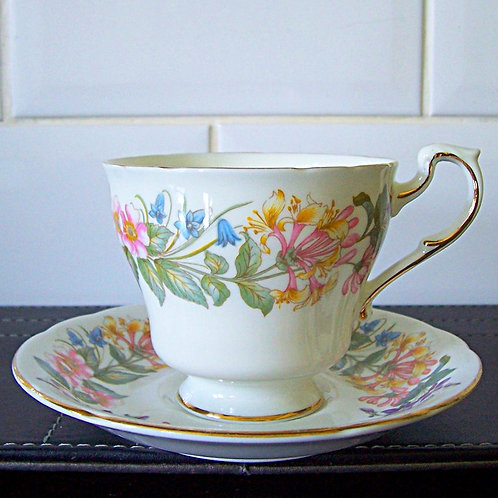 Paragon Country Lane Cup & Saucer
