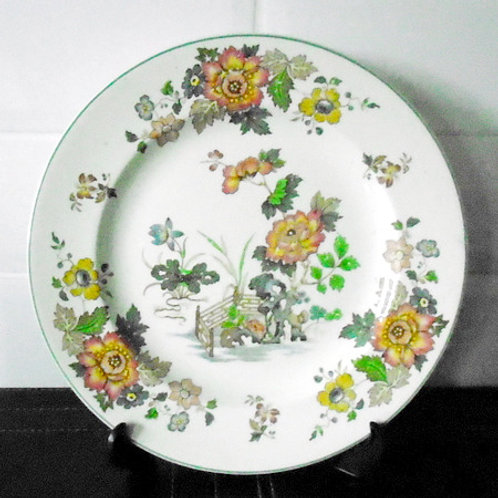 Wedgwood Eastern Flowers Dinner Plate