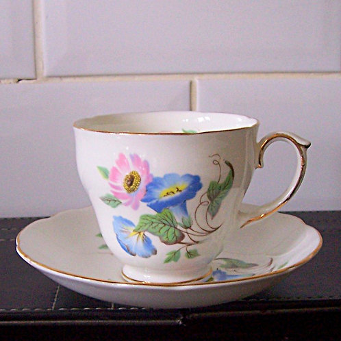 Duchess Chatsworth Cup & Saucer
