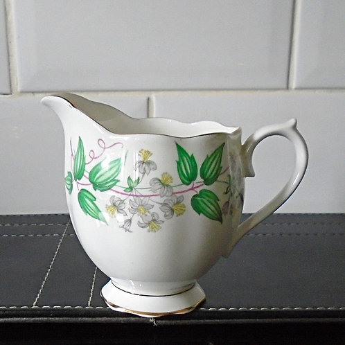 Royal Albert Travellers Joy Milk Jug