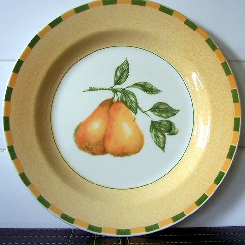 Churchill Somerset Fruits Dinner Plate
