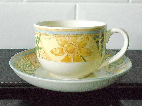 Wedgwood Garden Maze Cup & Saucer