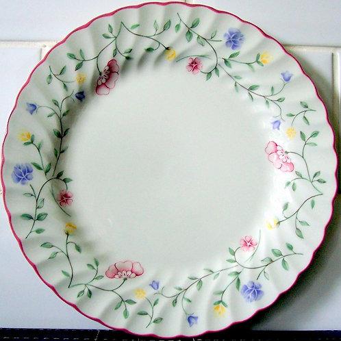 Johnson Brothers Summer Chintz Salad Dessert Plate