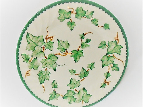BHS British Home Stores Country Vine Salad / Dessert Plate