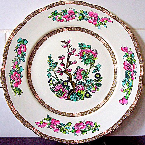 Duchess Indian Tree Salad Dessert Plate