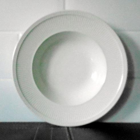Wedgwood Windsor Ribbed Lipped Bowl