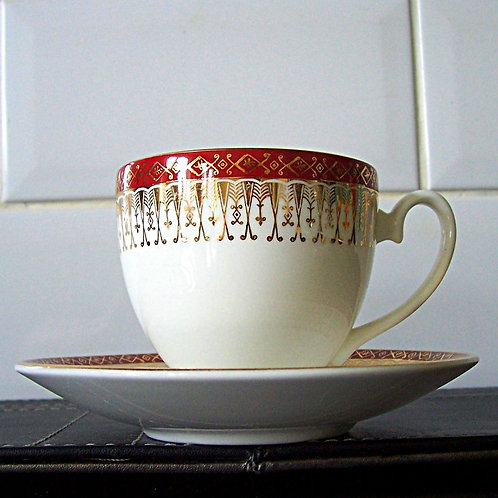 Royal Grafton Majestic Coffee Cup & Saucer