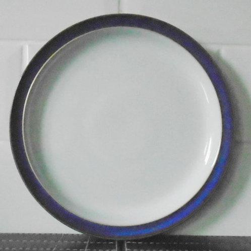 Denby Imperial Blue Salad / Dessert Plate