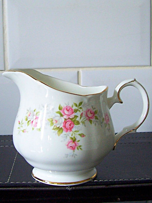 Duchess June Bouquet Milk Jug