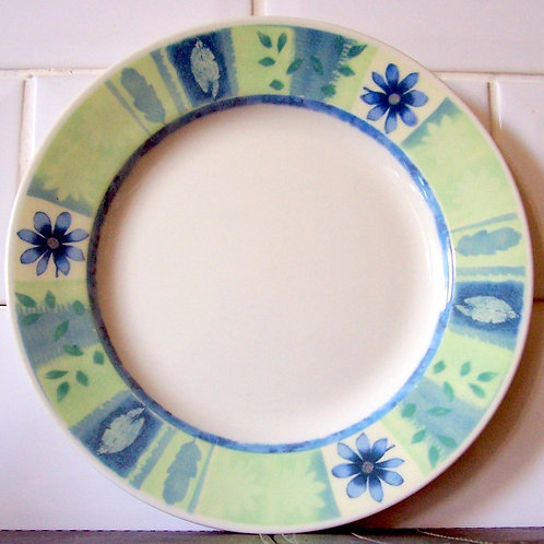 Churchill Ports of Call Sussex Salad Dessert Plate