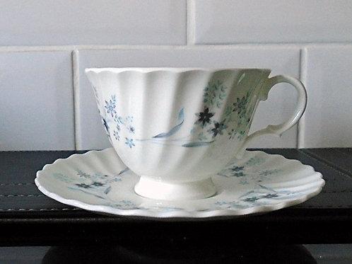 Royal Doulton Millefleur Cup & Saucer