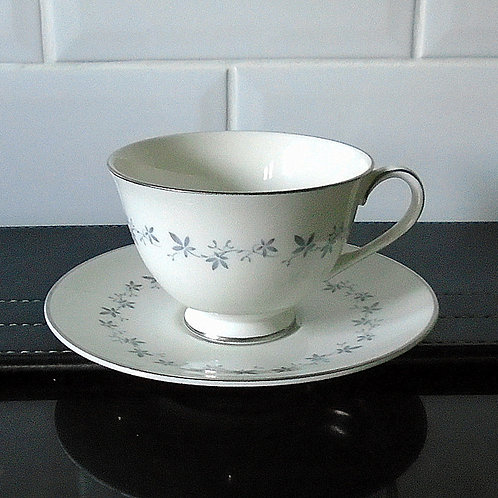 Royal Doulton Cadence Cup and Saucer