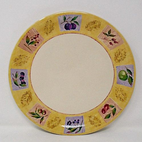 Marks & Spencer Wild Fruits Dinner Plate
