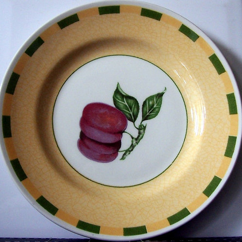 Churchill Somerset Fruits Tea Side Plate