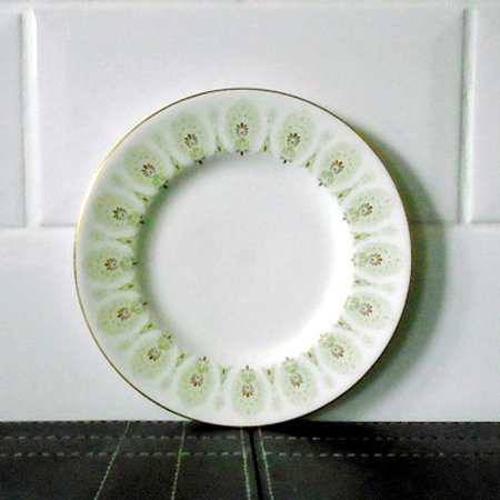 Wedgwood Green Medina Tea / Side Plate