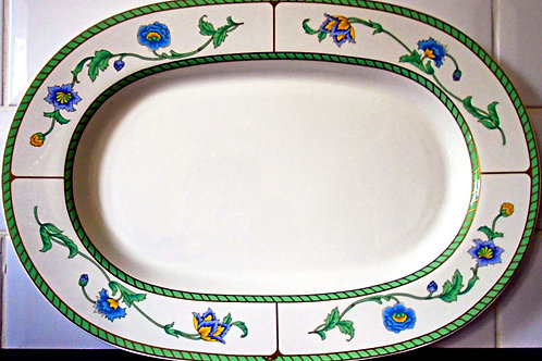 Villeroy and Boch Columbia Large Oval Platter