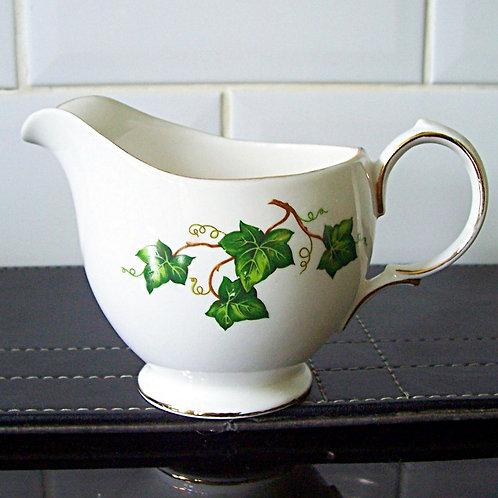 Colclough Ivy Leaf Milk Jug