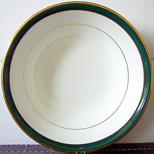 Royal Grafton Warwick Green Bowl