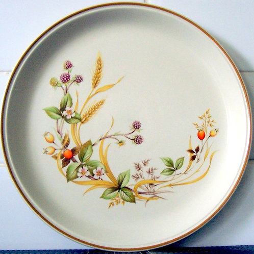 Marks & Spencer M & S Harvest Dinner Plate