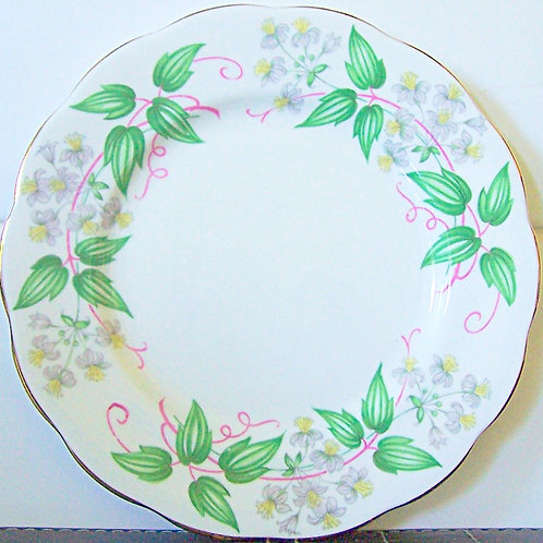 Royal Albert Travellers Joy Tea Plate