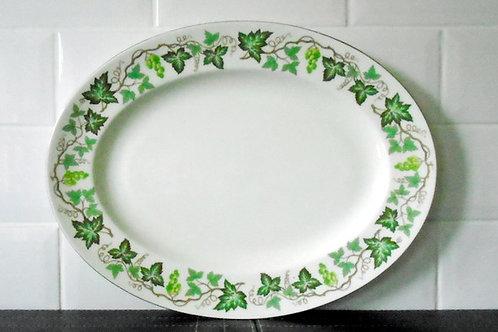 Wedgwood Santa Clara Ivy Oval Platter
