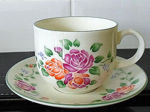 Royal Doulton Angelina Cup & Saucer