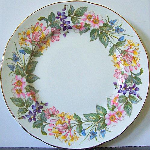 Paragon Country Lane Tea Plate