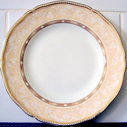 Wedgwood Hathaway Salad Dessert Plate