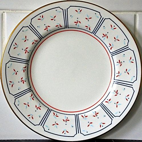Coalport Mistral Salad / Dessert Plate